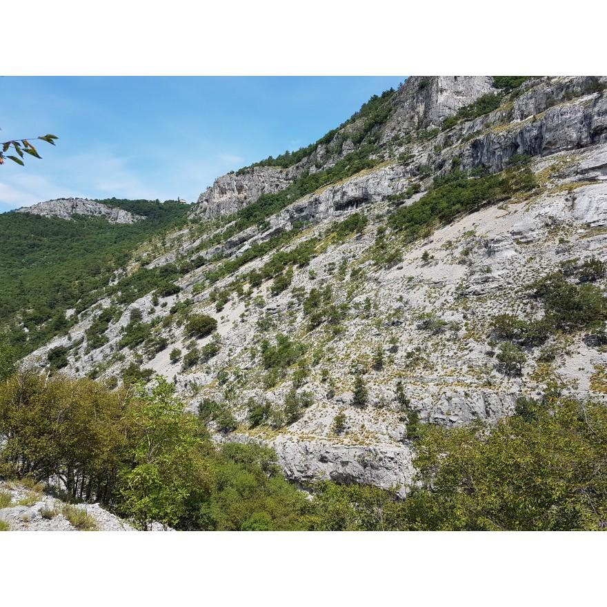 Dolina Glinščice do Socerba